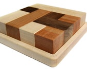 Wood Block Puzzle Toy, personalized wooden toy