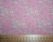 """Liberty Tana Lawn """"CAPEL"""" pink fat quarter"""