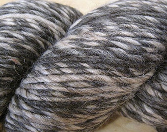Eco Duo Moccasin Yarn 197 yards Worsted Weight Alpaca Merino Wool Blend Color 1713