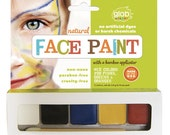 Natural Face Paint (no harsh chemicals)