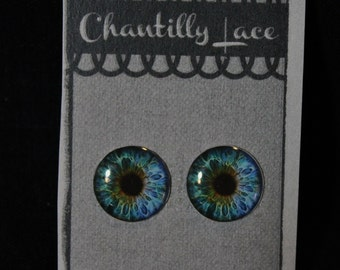 Realistic Blythe eyechips Style #89