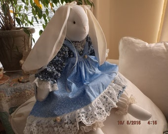 1  Handmade Stuffed Bunny Rabbit