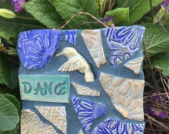 Dance Mosaic Affirmation Sign