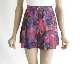 Vintage 80's Tennis Skirt. Size  X Small
