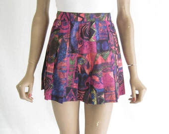 Vintage 80's Tennis Skirt. Size Small