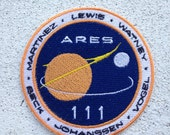 The Martian ARES III Patch