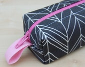 Bamboo Skinny Mini Roll (pencil or makeup case)
