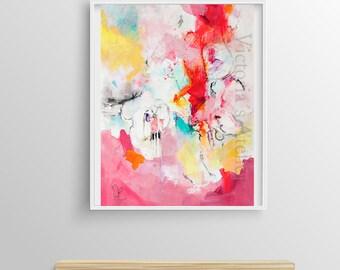 Canvas, art, home decor, abstract, wall decor, contemporary, acrylic painting, contemporary art, abstract painting, canvas painting