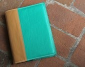 Bible Cover - Bible Journal- Leather Bible Case - Custom Journal Cover - Leather Planner Case - Personalized Hobonichi Cover - Journal Case