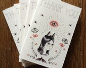 Thank You Cards Five Pack