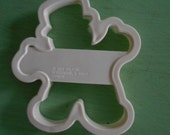 1993 Wilton Snowman Cookie Cutter for Christmas