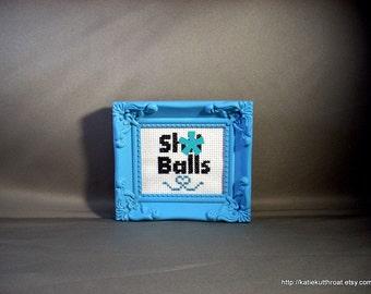 S-t Balls