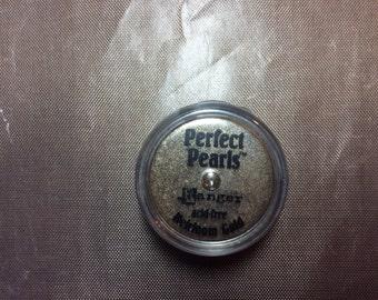 Perfect Pearls Pigment Powder   Heirloom Gold  1 oz
