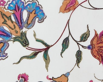 2016 NEW DESIGN Liberty Tana Lawn Fabric 19x26 Kirstie