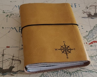explorer journal with maps a travel journal in limited holiday edition - yellow