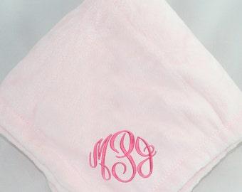 Monogrammed Fleece Baby Blanket, Baby Blanket, Monogrammed Baby Blanket, Personalized Blanket, Personalized Baby Blanket, Fleece Blanket