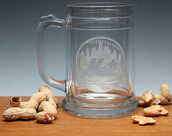 Engraved Sports Koblenz Beer Mug.