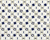 Moda Fabrics Daysail Catamaran in Gray - Half Yard