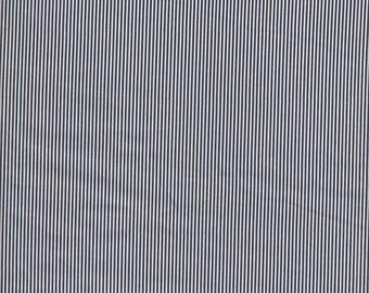 Dear Stella Designs Sunburst Stripe in Charcoal - Half Yard