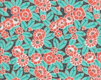 Free Spirit Fabrics Amy Butler Violette Camellia in Crush - Half Yard
