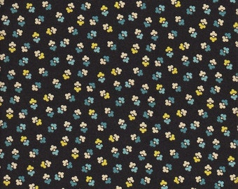 Free Spirit Fabrics Denyse Schmidt Chicopee Duet Dot in Green - Half Yard