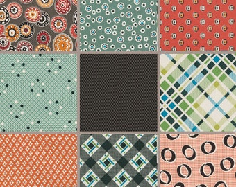 Free Spirit Fabrics Denyse Schmidt Florence Charm Pack
