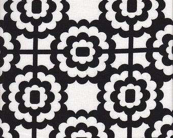 Free Spirit Fabrics Erin McMorris Moxie Toodle in Black - Half Yard