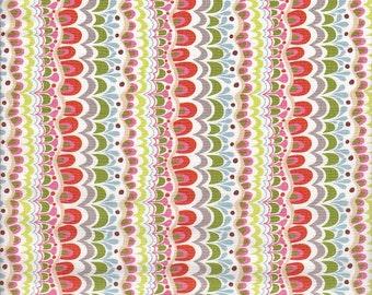 Moda Fabrics Serenade Feather Stripe - Half Yard