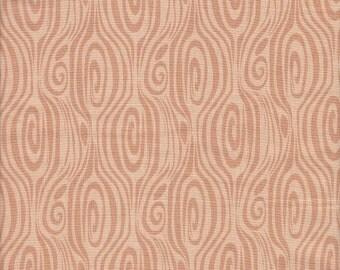 Moda Fabrics Serenade Wood Grain in Tan - Half Yard