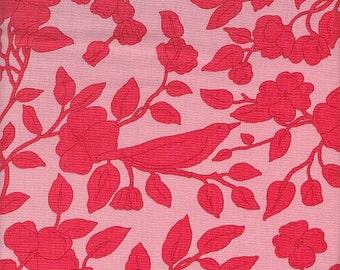 Moda Fabrics Ladies Stitching Club Vintage Floral Tonal - Half Yard