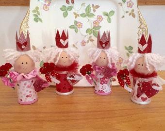 Valentine Angel Love Valentines Decorations