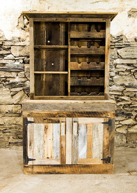 barnwood wine rack saloon style rustic wine rack and liquor cabinet 1489