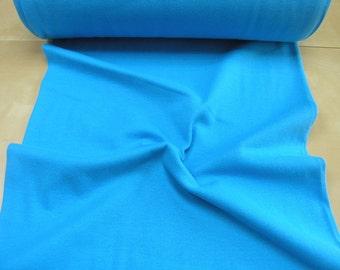 Ribbing tube • uni turquoise • by 1/2 yard  002265