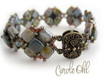 Matilda Cuff Tutorial by Carole Ohl