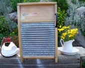 """WASHBOARD CABINET-REcycled from a """"SunnyLanD"""" CoLumbus Washboard Co. No. 2090 Washboard inTo a WaLL Cabinet-MeDicine CaBiNeT/Spice Cupboard"""