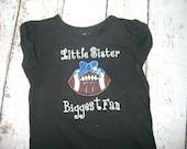 Little Sister Football Shirt