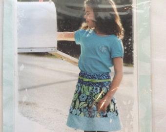 Favorite Things pattern : girl's little belle  skirt pattern