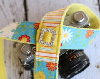 Camera Strap. Floral Camera Strap. dSLR Camera Strap. SLR Camera Strap. Padded Camera Strap. Camera Straps. Camera Neck Strap