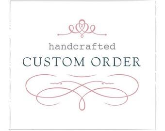 Custom Crib Sheet - send me your fabric