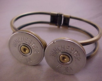 Shotgun Shell Bracelet - Winchester 12 Gauge Shotgun Shell Bracelet