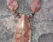 Brown Jasper Pendant