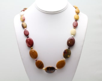 Mookite Necklace. Listing 469037340