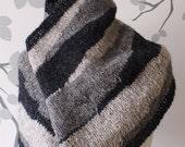 Range Cowl knitting pattern (PDF)