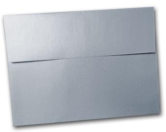 SM Metallic Silver A2 Envelopes - 25 pack