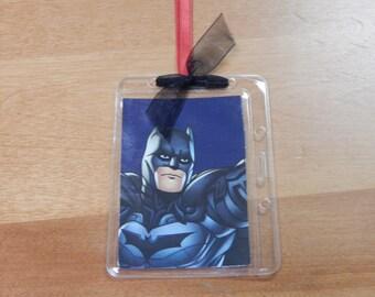 Luggage Bag Tag ID Holder Disney Batman