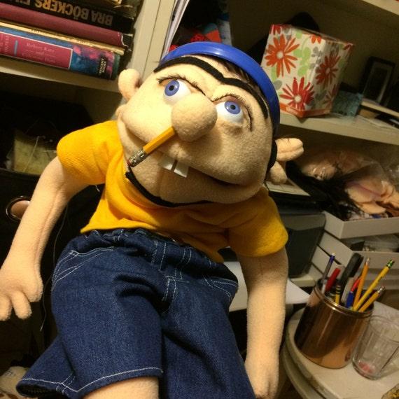 The Large Jeffy Jeffy Puppet From Supermariologan By Evelinka