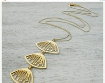 Sale 20% OFF Sif Necklace, floral pendant, signature necklace, Scandinavian design