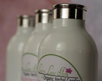 Sale YLANG YLANG Deodorant Body Powder, Natural Essential Oil. Organic Body Powder. Herbal Powder