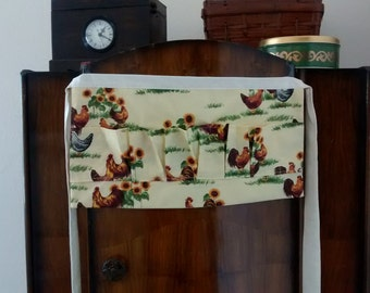 Child's Egg Gathering Apron for eggs, fruit or vegetable picking