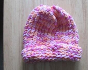 childs knit hat